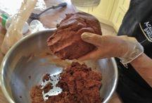 no bake fake gingerbread