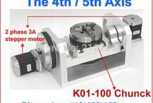 cnc 4*5 axes