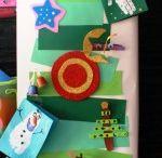 Navidad decoración cole
