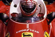 Rennfahrer 70er