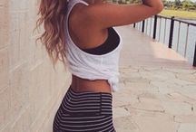 Workout Outfits & Body Goals
