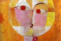 Paul Klee / by Rita Trapella