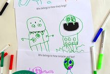 Monster Mash Kids' Activities