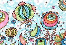 pictura pe textile