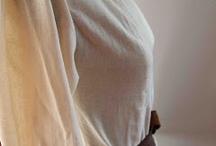 Sy medeltid- och historiska kläder