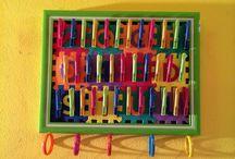 DIY HEADBAND HOLDER ~crafty~