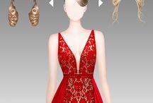 WiYL Red Dress