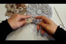 Crochet Vidéo 1 / by Brooke