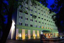 Hotels at Ramoji Film City