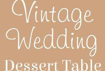Sweet Corner • Dessert Table