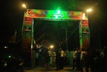 Dhamal Dandiya 2015 / #DhamalDandiya is the annual event of Raisoni Group of Institutions, Nagpur where 9 celebrities come, interact and dance with audience during the Navratri festival.