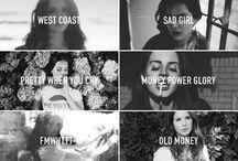 Lana Del Rey / My queen ❤
