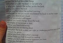 Reader's Notebook / by Kristin Erin