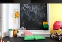 Little boy's room / by Marie Marike