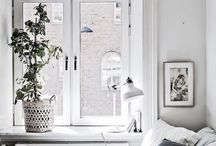 Scandinavian bedroom