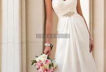 Kleider für Hochzeit
