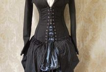 Corsets, bodices and so on