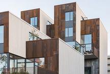 plåtarkitektur / arkitektur