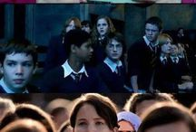 hurrypotter vs hungergames