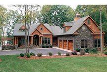 houses i like / by Holly Lynch