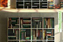 Ange's bookcases