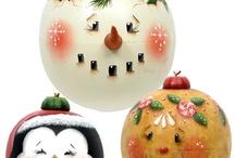 Christmas crafts / by Barbara Bice