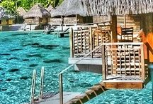 Dream holiday placess