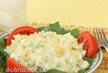 Saláty svačinové