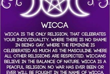 Open your mind. Pagan, Wicca, Buddhism.