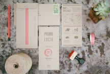 STATIONERY / Delight paper, invitations and all-sorts.