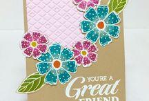 greeting cards to make using Smootch