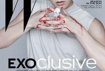 """EXO X W Korea """"EXOclusive"""""""