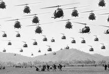 Border War, Vietnam and Military