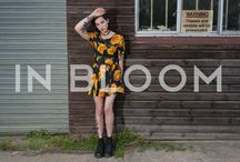 In Bloom / Latest Lookbook from Stone Fox