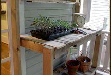 Bygga till trädgården