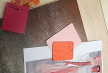 Colour Trends / Hottest trends from the McDonald Jones My Colour Studio.