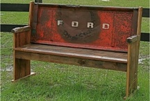 Crafts / Ford bench