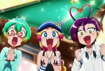 Nanbaka 'The Numbers' / The Craziest Anime EVER~!! ♥♥ x'DD