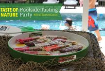 Taste of Nature Pool Party #RealTastesGood