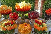 Decorações De Frutas