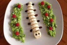 Festive + Fun Foods / Fantastically Fancy Foods For Fun Families. Fact. haha :)