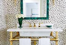 Lovely bathrooms / Wonderfull bathrooms
