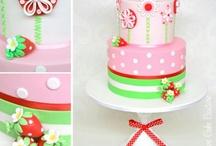 Geweldige taart