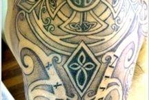 keltische Tätowierungen