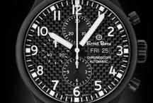 Ernst Benz Limited Edition Timepieces