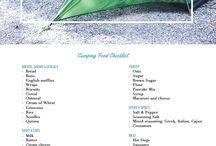 Camping list