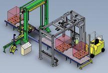 Líneas de flejado automáticas altas producciones / Líneas de flejado automática para altas producciones