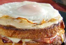 Sándwiches / Recetas de sándwiches deliciosos