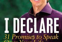 Joel Osteen - I DECLARE 31 Promises to speak over your life