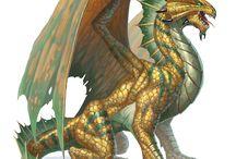 Dragon • Bronze